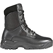 "5.11 Tactical Women's A.T.A.C. 8"" Side Zip Work Boots"