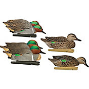 Avian-X Topflight Green-Wing Teal Decoys - 6 Pack
