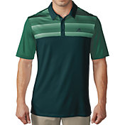 adidas Men's Advantage Colorblock Golf Polo