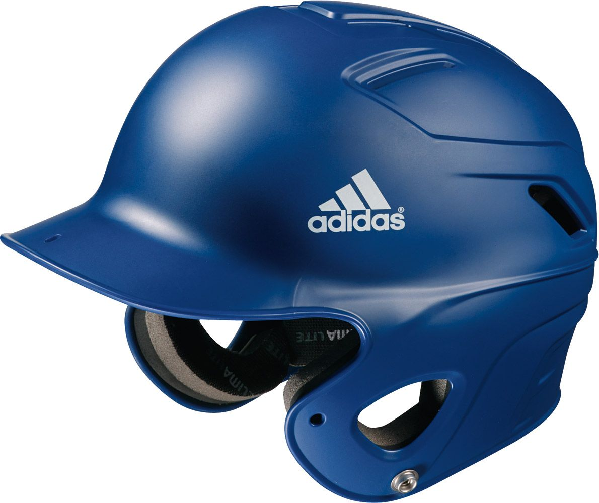 Adidas osfm Matte triple raya casco de bateo Dick 's Sporting goods