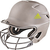 adidas OSFM Destiny Fastpitch Combo Batting Helmet