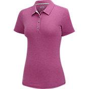 adidas Women's Essentials Heather Golf Polo