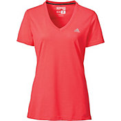 adidas Women's Ultimate V-neck T-Shirt