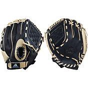 "adidas 10.5"" Youth Triple Stripe Series Glove"
