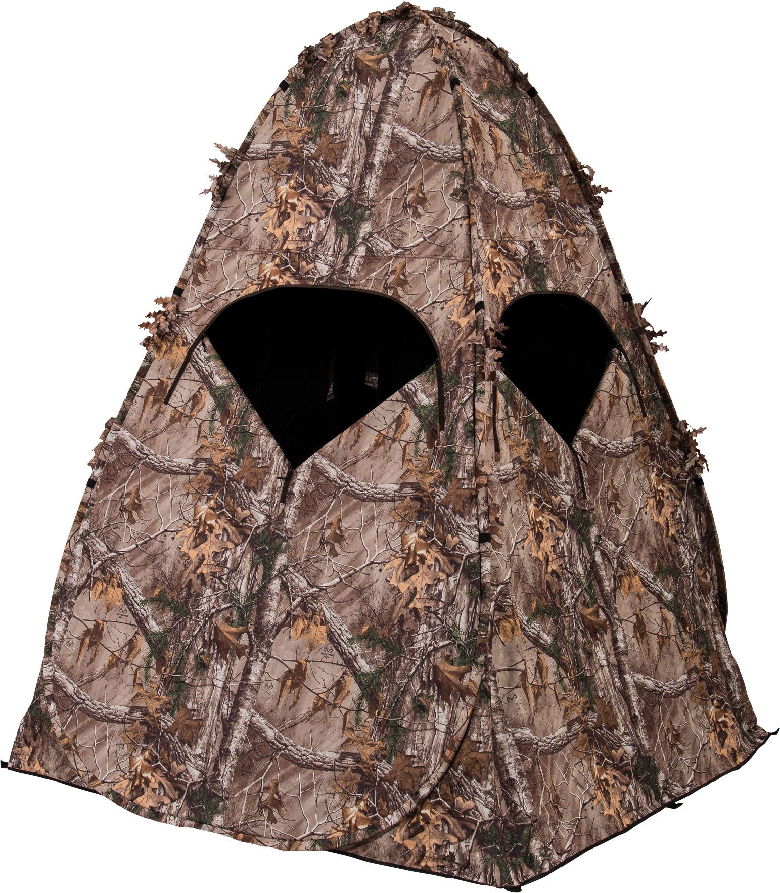 com hunting oak blind blinds walmart camouflage ip backwoods pattern mossy person