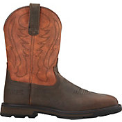 "Ariat Men's Groundbreaker 10"" Steel Toe Work Boots"