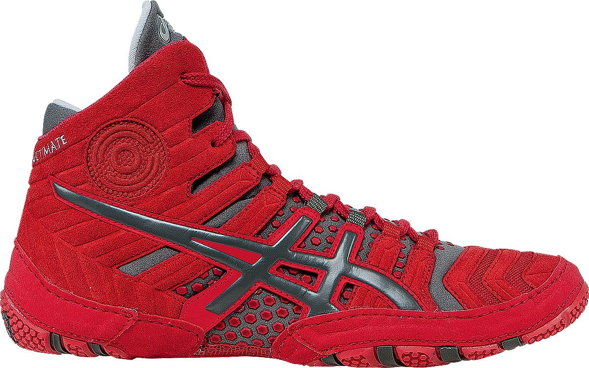 ASICS Men's Dan Gable Ultimate 4 Wrestling Shoes| DICK'S Sporting ...