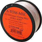 A-TOM-MIK Copper Fishing Wire Line-400'
