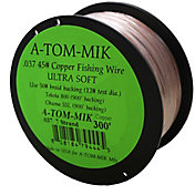 A-TOM-MIK Copper Fishing Wire Line-300'