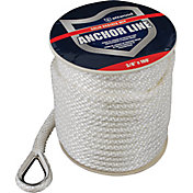 Attwood Solid Braided MFP Anchor Line with Thimble