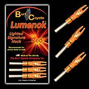 Lumenok X Nock Lighted Nocks – 3 Pack