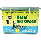Betts Sea Green Cast Nets