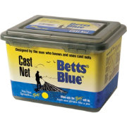 Betts Blue Cast Nets