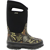 BOGS Kids' Classic Dinosaur 10'' Insulated Rain Boots