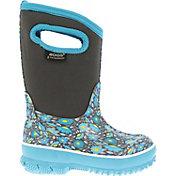 "BOGS Kids' Classic Sweet Pea 10"" Insulated Waterproof Rain Boots"