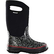 BOGS Kids' Skulls Classic Winter Boots