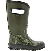 "BOGS Kids' Hunting 9"" Waterproof Rain Boots"