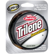 Berkley Trilene Sensation Green Monofilament Fishing Line