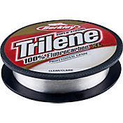 Berkley Trilene 100% Fluoro Professional Grade Clear Fishing Line