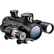 Barska 1x30 Sight with Flashlight and Laser
