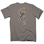 Browning Men's Camo Buckmark T-Shirt