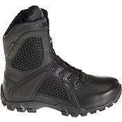 "Bates Men's Strike 8"" Waterproof Side Zip Work Boots"