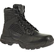 """Bates Men's Code-6 6"""" Side Zip Work Boots"""