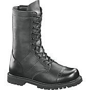 """Bates Men's Paratrooper 11"""" Side Zip Work Boots"""