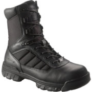 "Bates Women's Tactical Sport 8"" Side Zip Work Boots"