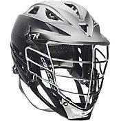Cascade R Matte Lacrosse Helmet w/ Chrome Mask