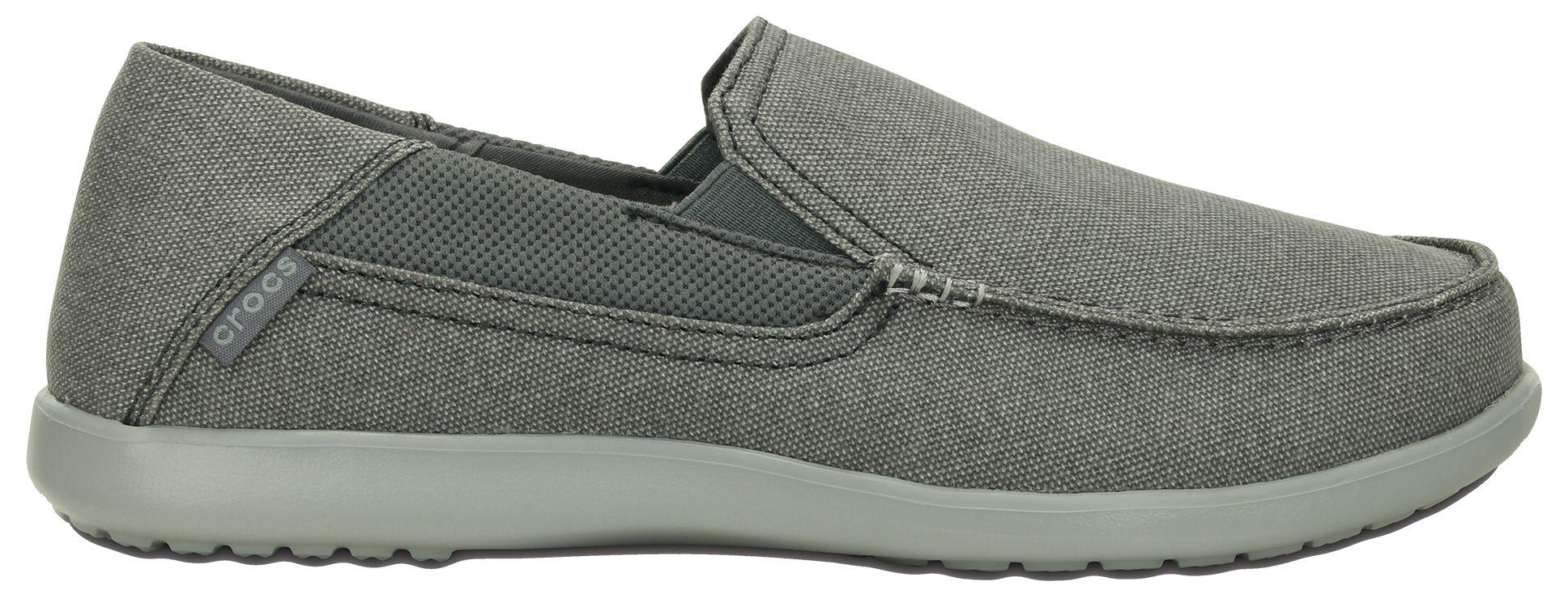 Crocs Men's Santa Cruz 2 Luxe Slip-On Shoes. 0:00. 0:00 / 0:00.  noImageFound ???