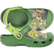 Crocs Kids' Teenage Mutant Ninja Turtles Clogs