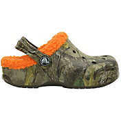 Crocs Kids' Baya Lined Clogs