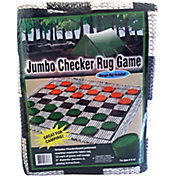 Channel Craft Jumbo Camping Checkers Rug