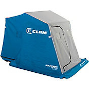 Clam Fish Trap Nanook Thermal 2-Person Ice Fishing Shelter