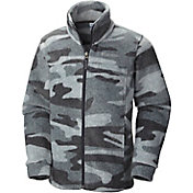 Columbia Boys' Zing III Fleece Jacket