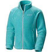 Columbia Girls' Benton Springs Fleece Jacket