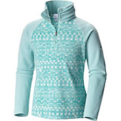 Columbia Girls' Glacial II Fleece Half Zip Pullover