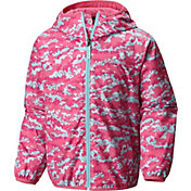 Columbia Girls' Pixel Grabber Wind Jacket