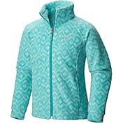 Columbia Infant Girls' Benton Springs Printed Fleece Jacket