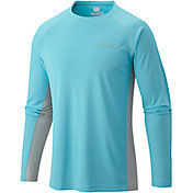 Columbia Men's PFG Cast Away Zero Knit Long Sleeve Shirt