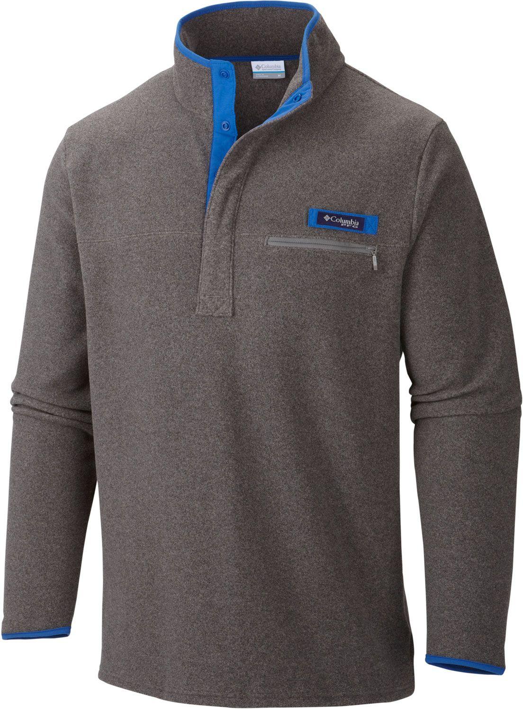 Columbia Men's Harborside Fleece Pullover | DICK'S Sporting Goods