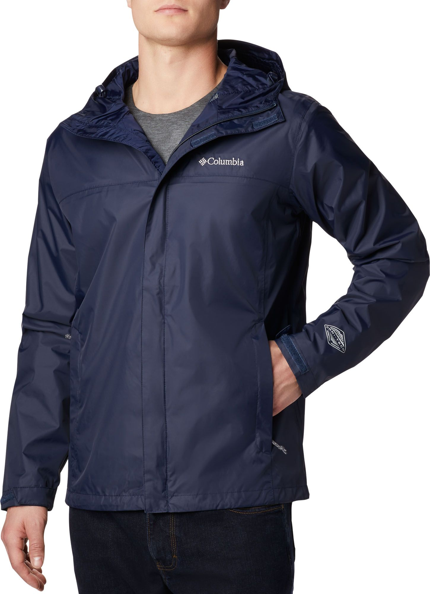 Columbia Men's Tall Watertight II Rain Jacket| DICK'S Sporting Goods