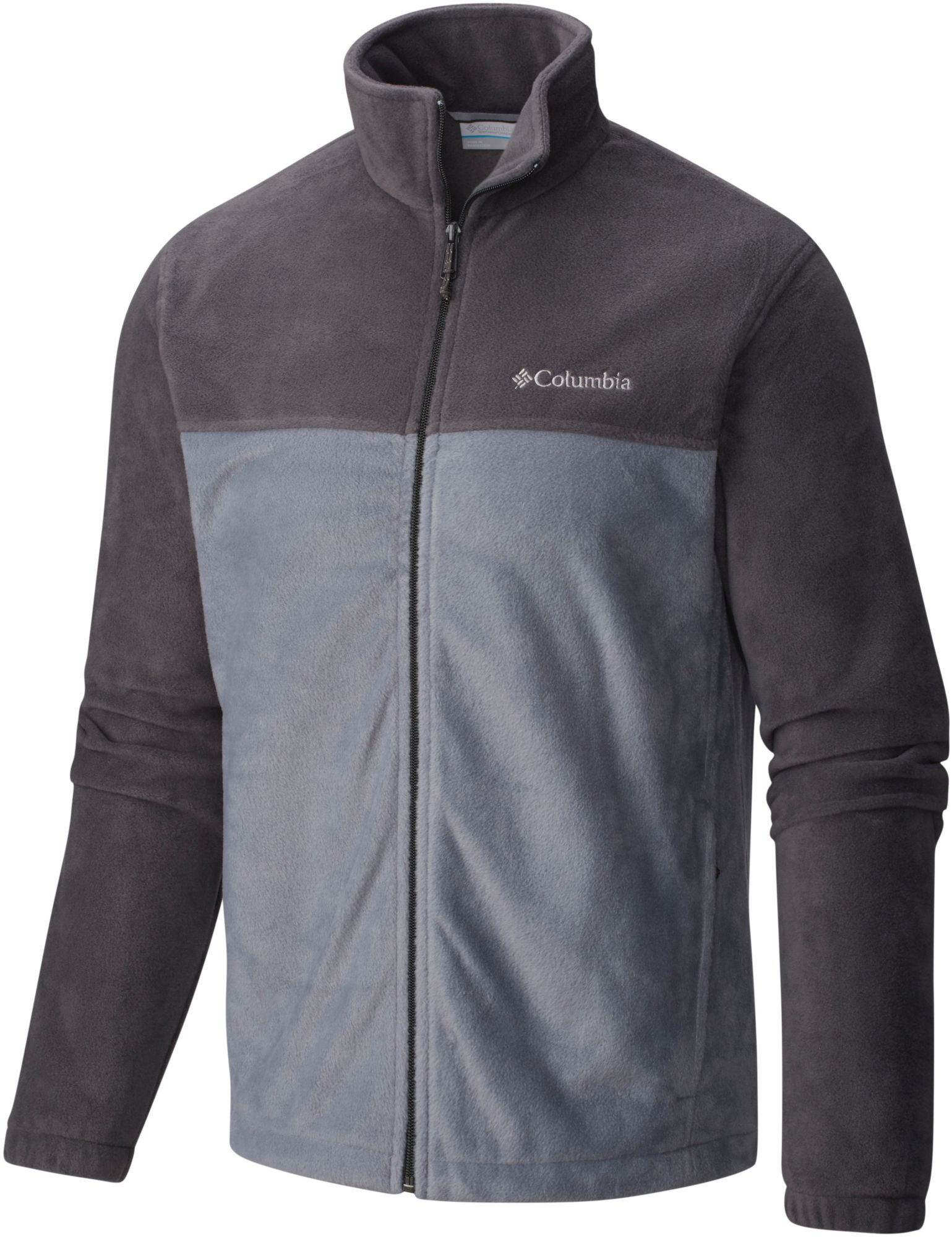 Columbia Men's Steens Mountain Full Zip Fleece Jacket - Tall ...