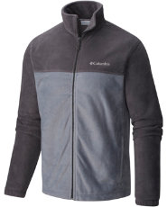 Columbia Men's Steens Mountain Full Zip Fleece Jacket | DICK'S ...