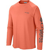 Columbia Men's PFG Terminal Tackle Long Sleeve Shirt - Tall