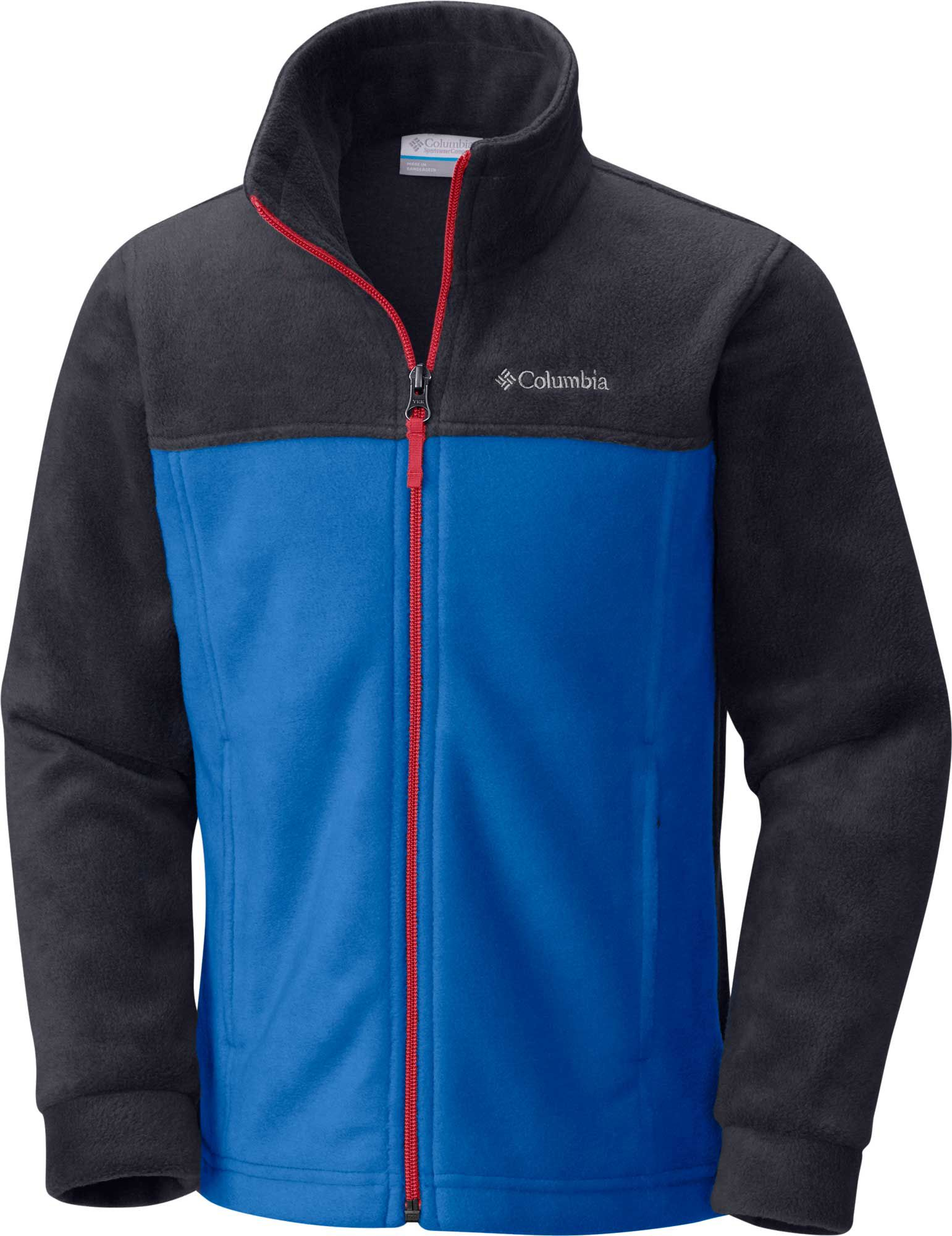 Columbia Boys' Toddler Steens MT II Fleece Jacket | DICK'S ...