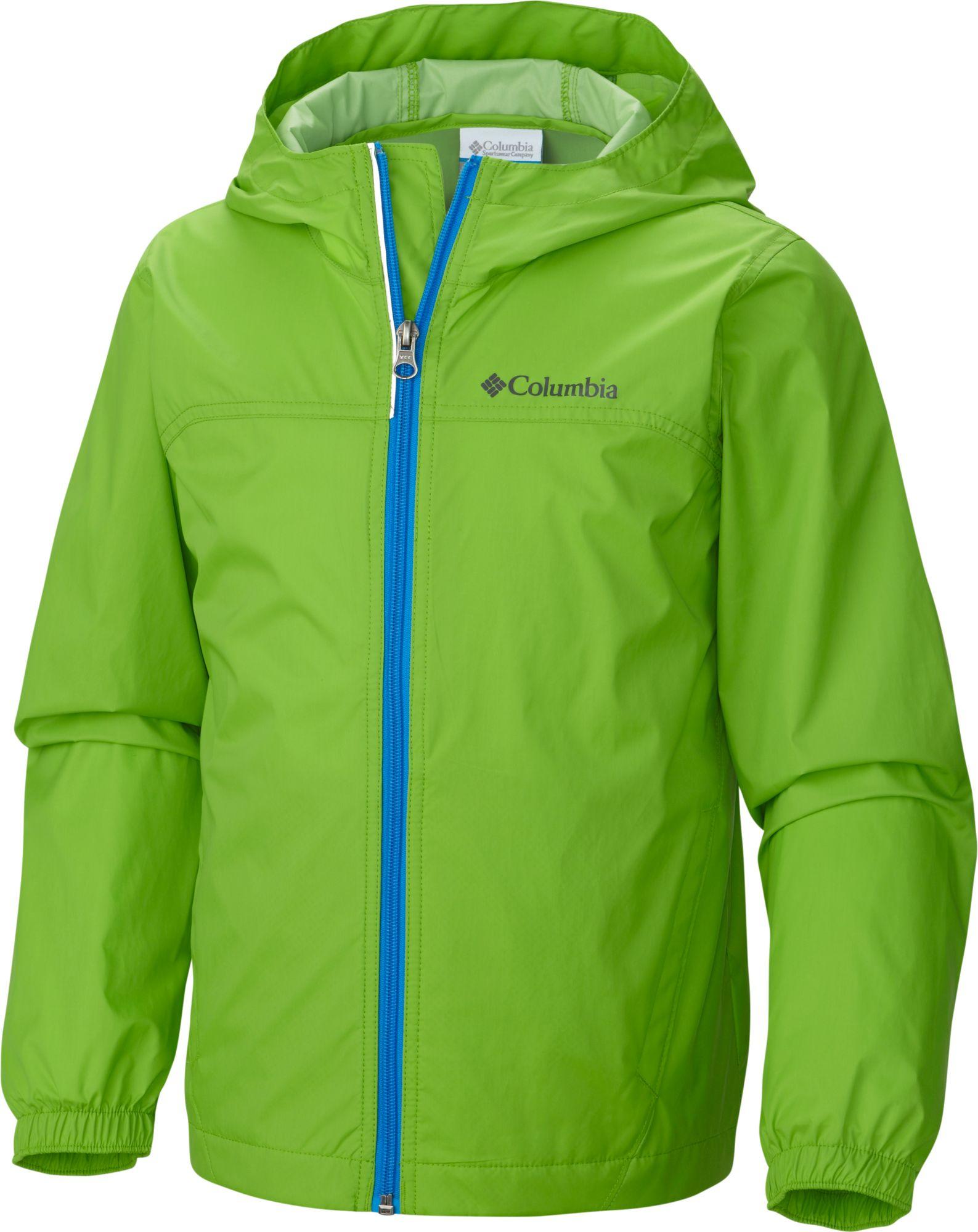 columbia toddler boys glennaker rain jacket dick s sporting goods #2: 15cmbttdbglnnkrrnapo cyber green is