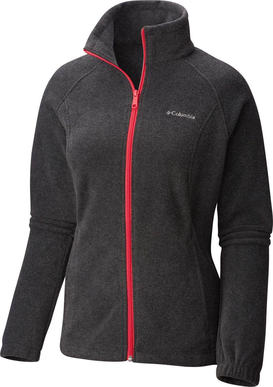Columbia Women's Benton Springs Full Zip Fleece Jacket| DICK'S ...