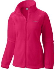 Columbia Women's Benton Springs Full Zip Fleece Jacket | DICK'S ...